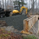 Bridges construction parry sound