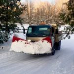 Parry sound snow removal